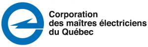 Logo de la Corporation des maîtres électriciens du Québec