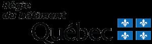Régie du bâtiment du Québec logo