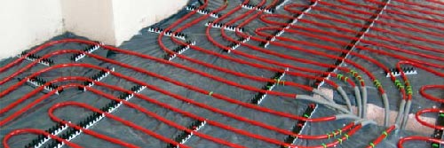 Entrepreneur en plancher chauffant à Sherbrooke | Sylvain Gobeil Électricien Inc.
